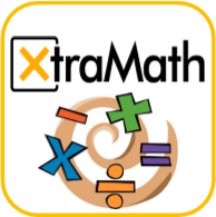Image result for xtramath logo